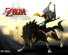 Zelda Hintergrundbild