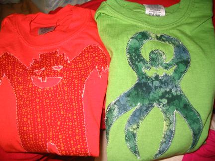 J & N Tshirts