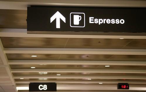 Espresso Ahead