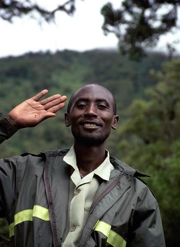 Rwanda Man
