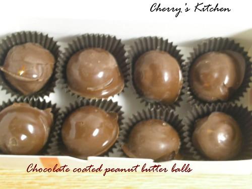 Peanut butter balls 1