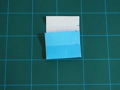 Folding arrangement 3