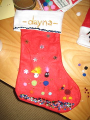 dayna's stocking