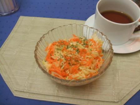 Arbat coleslaw
