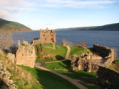 Urquhart Castle, Loch Ness photo by Taylor Dundee
