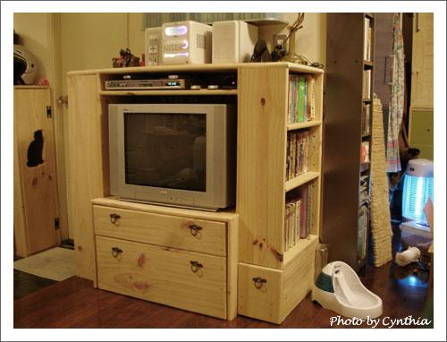 電視櫃之1