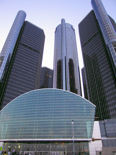 Detroit Renaissance Center 3