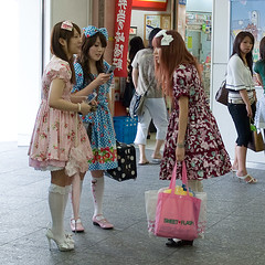 Japanese Fashion - Sweet Lolita photo by Adrian.N