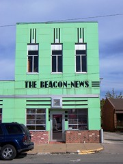 Paris, IL The Beacon-News 2 photo by army.arch