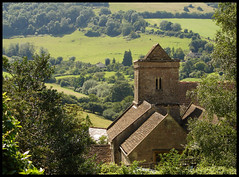 Across the Swainswick Valley, Somerset photo by archidave