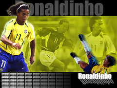 Ronaldinho Wallpaper 3