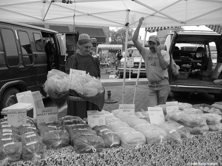 Mennonite Haymarket Vendors