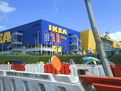 Sunday Ikea Outing