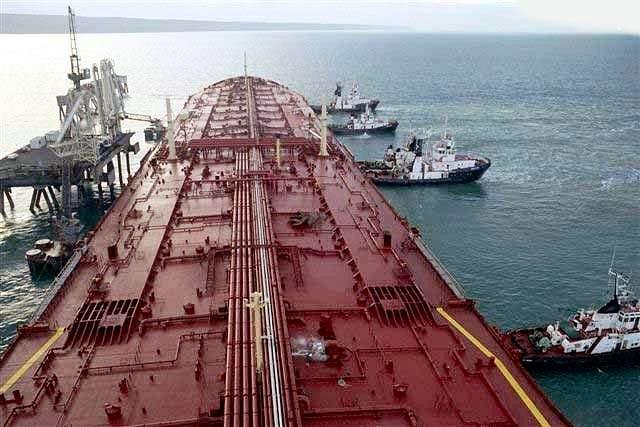 Los barcos más grandes