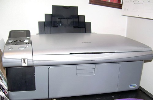 My new printer