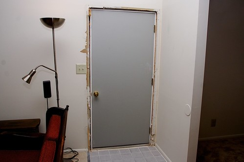 Front door (again)