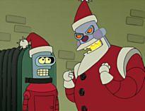 Futurama Christmas Episodes.25 Days Of Christmas Episodes Futurama A Tale Of Two Santas