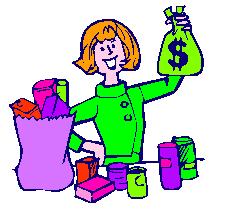 Budget shopper