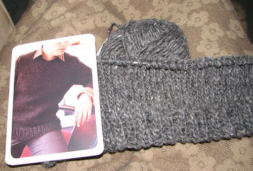 Lopi V-neck Pullover