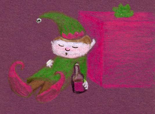 Drinky Elf