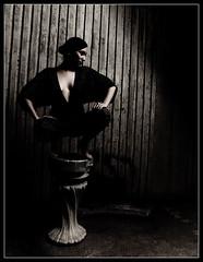 Crouching Retro photo by Agent Retro