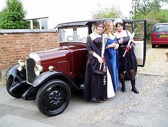 wedding-car, Prom 2006. 1927 Citroen photo by forbidden-donut