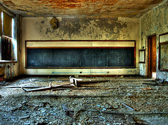 Class of Decay photo by ~EvidencE~