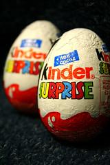 kinder egg 1 of 3 photo by Calamity Meg
