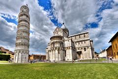 Pisa ♥ Piazza dei Miracoli ♥ Torre Pendente photo by Uisge Beatha
