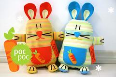 Poc Poc rabbit!! photo by Fafi