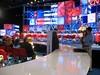 View of the Debate Runway