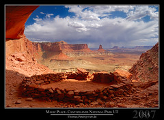 Magic Place, Canyonlands National Park UT photo by thpeter