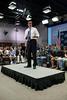 Gov. Mitt Romney at the NHIOP