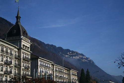 Grand Hotel Victoria, Interlaken