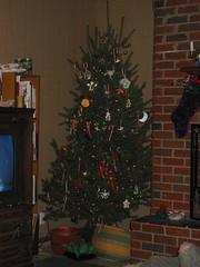 Yule Tree 2006