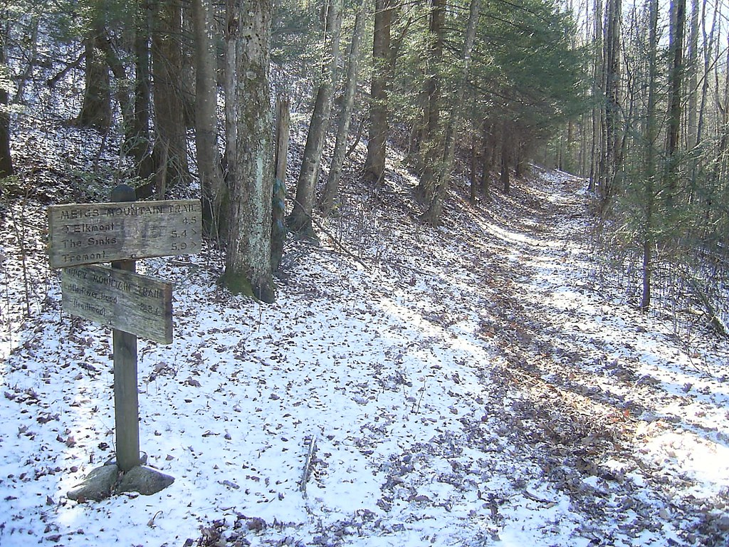 Maigs Mountain Trail