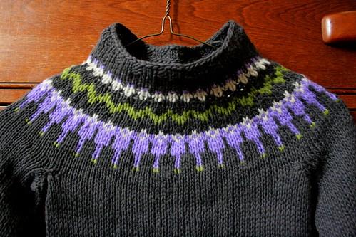Icelandic Yoke Sweater 006-1