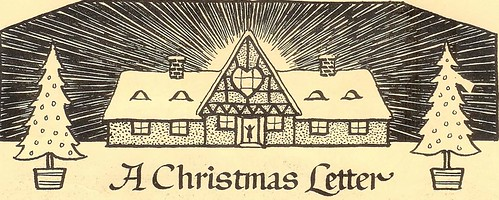 a christmas letter 1928