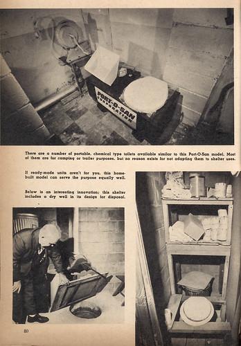 Potty room