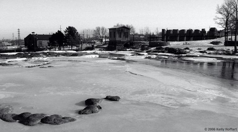 Sioux Falls under Ice III