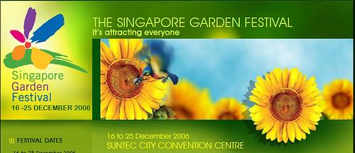 The Singapore Garden Festival 2006