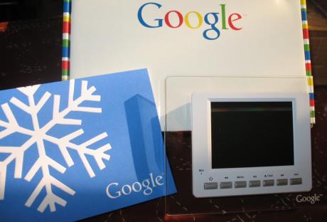 google christmas gift