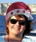 Portrait avec Bonnet de Noël