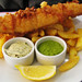 Fish, Chips, and Mushy Peas