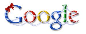 Google 2006 Christmas logo