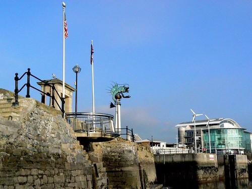 barbican landmarks