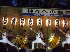 富岡八幡宮太鼓の宴 ことぶき太鼓2