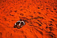 It's summer on Mars photo by manganite