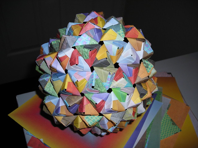 Origami or paper folding