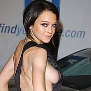 Lindsay Lohan Tit